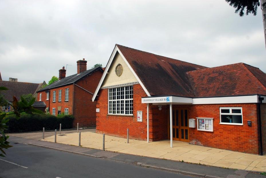 Cranfield village hall